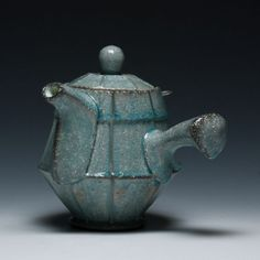 Kenyon Hansen Side Handled Teapot