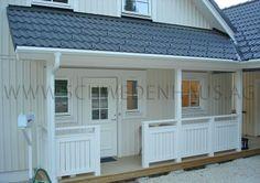 Schwedenhaus AG - Schwedenhaus in MünsingenEingangsbereich Idee