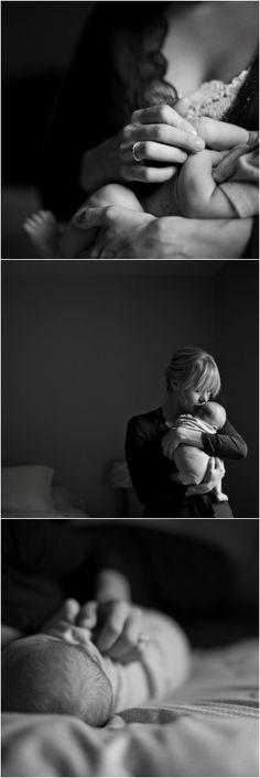 Maine Newborn Photographer Tiffany Farley, tiffanyfarley.com Baby Photography, Motherhood, Black and White, Newborn Pictures, Black and White Newborn Photography