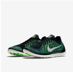 size 40 4767a f537b Womens Nike Free 4.0 Flyknit