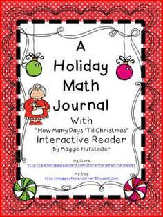 This little set of journaling activities is ready to go with two journals per page (just print the set, cut in the middle, and staple).  Activities are aligned to the following Common Core Standards for Math: K.CC.3, K.CC.4, K.CC.5, K.CC.7  The little reader focuses on counting by 5s up to 20, and opportunities for counting are on each page.