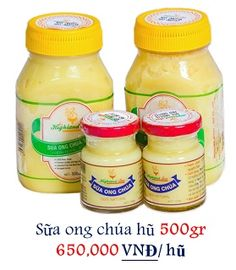 Sữa ong chúa tươi Highland Bee 500gr#matongnguyenchat#suaongchua#tinhbotnghe#botngheden#matongnguyenchatmuaodau#suaongchuamuaodau