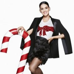 katy perry christmas H&M - Google Search