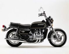 Origineel 1978: Honda GL1000 Goldwing