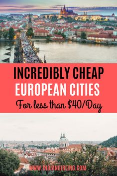 Ever wondered what are some of the cheapest cities in Europe? Find out! : Ever wondered what are some of the cheapest cities in Europe? Find out! Backpacking Europe, Europe Travel Tips, Travel Guides, Travel Destinations, Budget Travel, Travel Maps, Travel Abroad, Asia Travel, Solo Travel