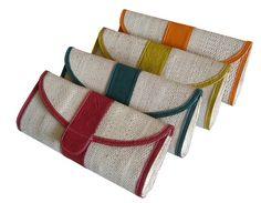 Clutch Bolsa Carteira de Mão em Palha de Buriti Cores - Artestore Bolsas de  Praia e 6ed757f683c