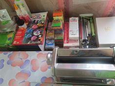 Моё рабочее место/Организация и хранение инструментов и материалов для лепки - YouTube