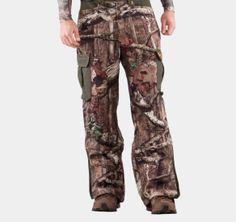 Under Armour Men's Capture Fleece Hunting Pants 1209639 (NWT) #UnderArmour