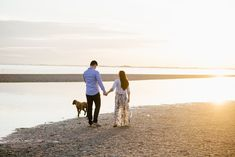 :) We were thrilled when Vivian and Michael told us that they would like to have engagement photo session on the… Beach Engagement, Engagement Photos, Vancouver Beach, Yet To Come, Words To Describe, Little Dogs, New Friends, West Coast, Photo Sessions