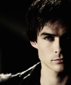 "Damon Salvatore - The Vampire Diaries ""It's cool not growing old. I like being the eternal stud"""