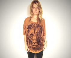3_lion shirt from better stay together at etsy