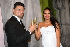 ALTO SANTO EM FOCO: Enlace matrimonial de Kelly Suzane e Fábio Marcio