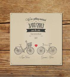 Save the date annunciamo le nozze di GoodLifeEventi su Etsy, €10.00