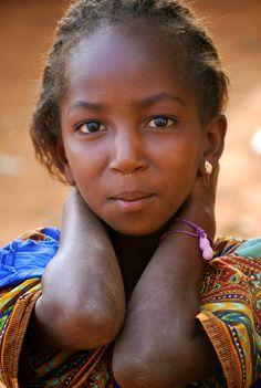 Djohong, Cameroon, Africa