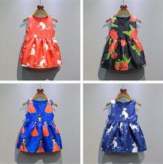 #sundress #dress #toddler Autumn Sundress. Which one you like ?