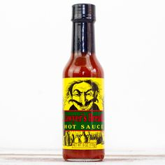 Lawyer's Breath Hot Sauce