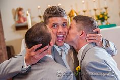 Brotherly Love! http://storytotell.me/blog/mr-mrs-ault/ Wedding Photography