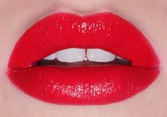 True Red Lime Crime