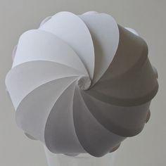 Spherical Spiral, top view by Prof. YM, via Flickr