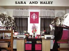 rooms decorating ideas: Dorm Room Decorating Ideas For Girls