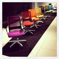 #think2#steelcase#mobiliti#neocon2013 color range