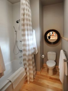 Guest Bathroom From HGTV Dream Home 2011