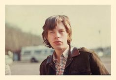 Amazing unseen Rolling Stones photos found in a flea market!