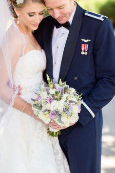 Military wedding, air force wedding, Chico State spring wedding by Northern California Photographers TréCreative Film&Photo http://trecreative.com/