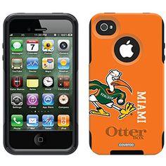 Miami Hurricanes Otter Box