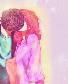 Imagen de anime and ao haru ride