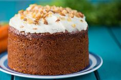 Stove-top Carrot Cake