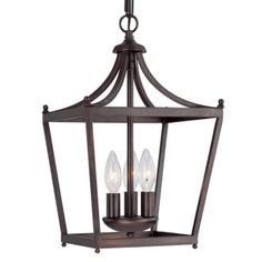 Buy the Capital Lighting Burnished Bronze Direct. Shop for the Capital Lighting Burnished Bronze Stanton 3 Light Full Sized Pendant and save. Lantern Pendant Lighting, Foyer Lighting, Outdoor Lighting, Small Lanterns, Hanging Lanterns, Thing 1, Bronze, Polished Nickel, Brushed Nickel