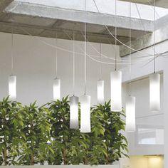 General lighting-LED-lights-Suspended lights-Také Bubble 08-Lumen Center Italia