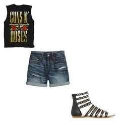 """going out?"" by laynnamcknight on Polyvore featuring Canvas by Lands' End"