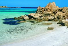 Smeralda beaches in Sardinia - The Spy Who Loved Me