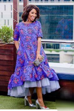 5 shweshwe print 2019 For Black Teens - shweshwe dresses