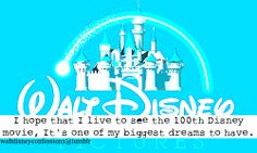 YES. Disney Movies Confessions