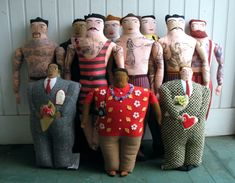 Mimi Kirchner Need a man in your life Dolls