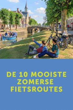 The Great Outdoors, Touring, Netherlands, Holland, The Good Place, Travel Tips, Places To Visit, Hiking, Bicycle