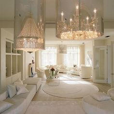 """Every bit of soft and feminine .... #design #interiors"""