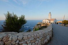Cala Ratjada #Lighthouse