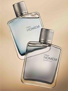 Natura relança linha de perfumaria masculina Natura Homem. Natura Homem Clássico chega com fragrância revisitada e embalagem reformulada