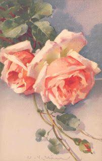 Catherine Klein postcard