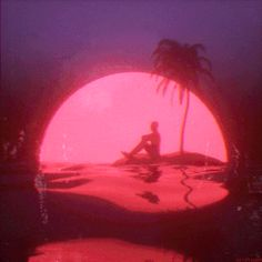 Dedicated to the synthwave music scene, a revisionist music style of synthesizers and pulsing beats, and the retrofuturist aesthetic of. Aesthetic Images, Red Aesthetic, Aesthetic Videos, Aesthetic Anime, Aesthetic Wallpapers, Aesthetic Tattoo, Deidara Wallpaper, New Retro Wave, Art Plastique