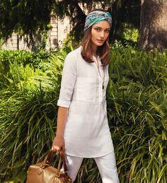 Lookbook Mayo Massimo Dutti, colores claros y oscuros para la primavera