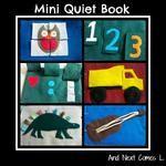 Garrett's Mini Quiet Book