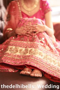 The 4 Coolest Markets In Delhi For Your Bridal Fix | thedelhibride Indian Weddings blog