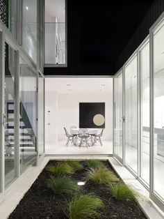 ODR Architects - little courtyard with huge effect