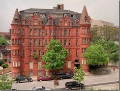 The Hotel Brexton, Baltimore