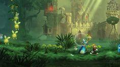 Rayman Origins, por Floriane Marchix | THECAB - Buscar con Google